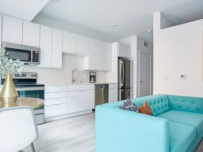Photo for Sonder | SECOND + SECOND | Classic 1BR + Balcony