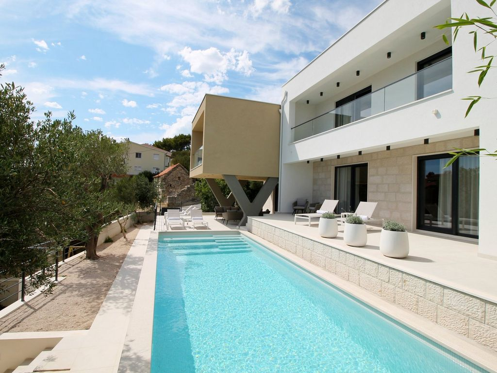 new! luxurious villa olive grove - private - homeaway duće