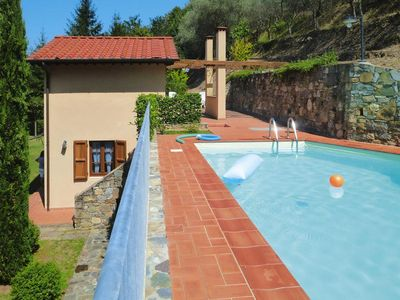 Photo for holiday home Oliveto, Colle di Compito  in Um Pisa und Lucca - 6 persons, 2 bedrooms