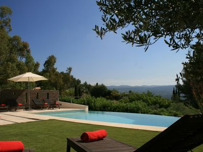 Photo for 5BR Villa Vacation Rental in Le Castellet, Provence-Alpes-Côte-D'Azur