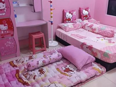 Photo for Hello Kitty Theme Sky Breeze Bukit Indah