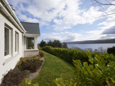 Photo for Vacation home Ness Side in Drumnadrochit - 2 persons, 1 bedrooms