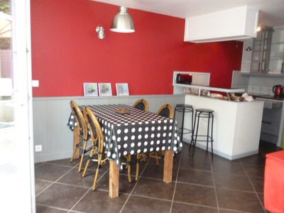 Photo for Garden Apartment, near the thermal baths, sleeps 4 people