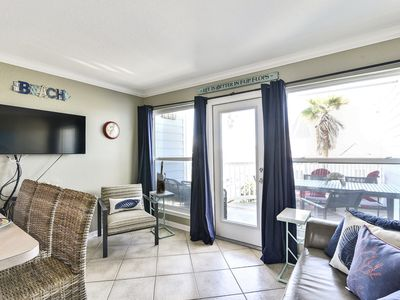 Cozy Beach Suite 2120 Near Moody Gardens Beautiful Gulf View