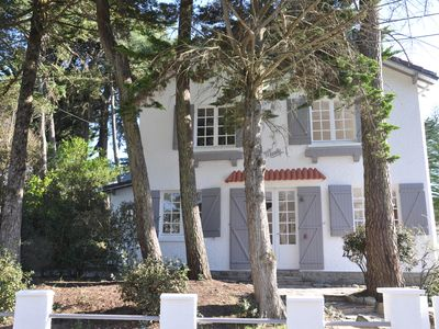 Photo for Maouky Villa La Baule les Pins, 200M2, 100 meters from the beach