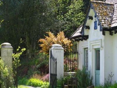 Photo for Idyllic detached 19th century woodland lodge