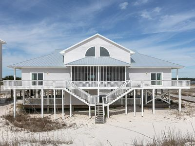 Photo for HAVE A BALL with Kaiser in Changes In Attitudes: 5 BR/5 BA House in Gulf Shores Sleeps 12