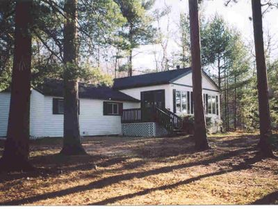 Photo for Lake front cottage for rent