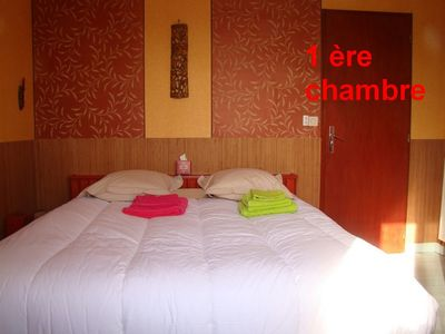 Photo for Homestay, pool, spa (see 3 bedrooms)