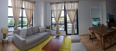 Photo for Bright Brooklyn Penthouse with Manhattan Views!