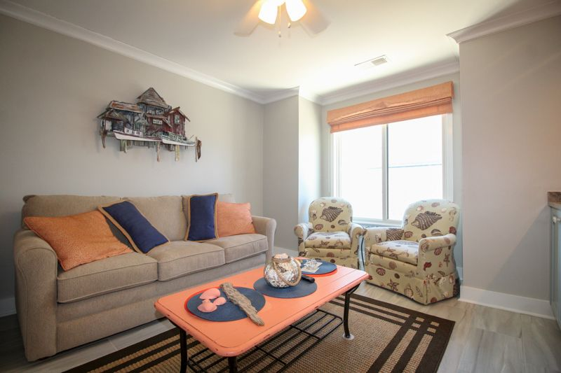 This Beautiful Oceanfront New Haven Condo Has Incredible Views From The Den Dining Area Master Bedroom And Guest Room Upstairs