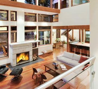 Photo for Fernwood - Contemporary 4 BR Redefines Luxury Mountain Living in Tahoe Donner