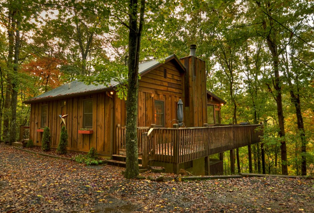 America The Beautiful In A North Georgia Cabin 3 Bedroom Mountain Home Blue Ridge North