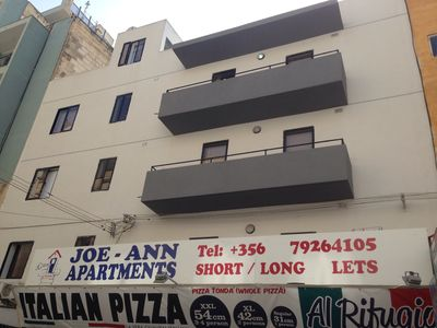 Photo for Joe Ann apartments Paceville (St Julians)