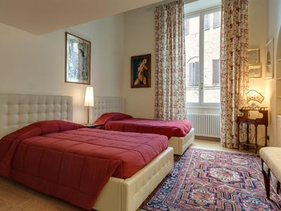 Photo for Tornabuoni Lux magnificent,elegant home,perfect location few steps from Piazza Signoria, free wi-fi