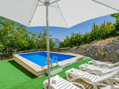 Photo for Jurinea house with private pool