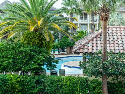 Photo for Pool Front ☼6BR Crystal Oasis☼ Feb 7 to 9 $1076 Total! Vill.Cryst.Beach