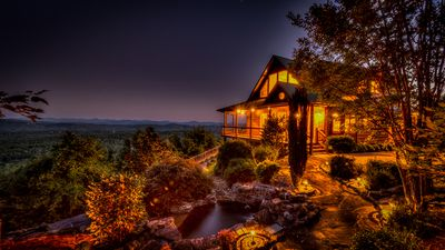 Photo for Waterfall Lodge- Pet Friendly | Outdoor Ambiance | Beautiful Luxury Home