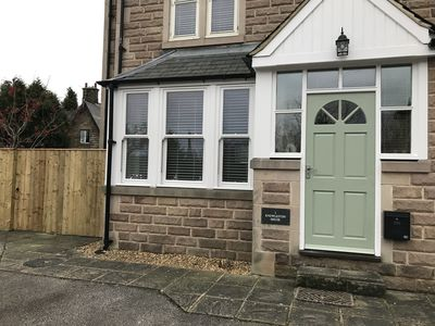 Photo for Immaculate 3 double bedroomed, 3 bathroom self catering accommodation in Matlock