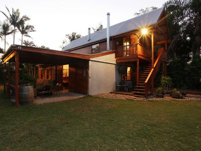 Photo for Tranquil Eco Resort getaway, 5 minutes from Eumundi