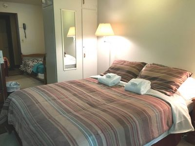 Photo for Convenient Mt. Baker Lodging  Condo 9 for Couples in United States