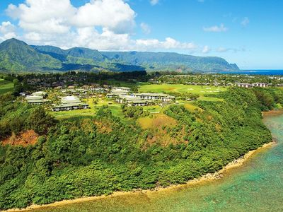 Photo for 2BR Resort Vacation Rental in Princeville, Hawaii
