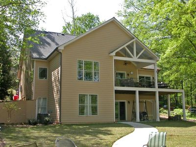 Photo for Luxurious & Spacious Lake Hartwell Home