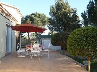 Photo for Vacation home La Maison du Verger in Narbonne - 6 persons, 3 bedrooms