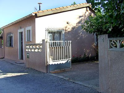 Photo for Vacation home Maison Bouzac  in Valras Plage, Hérault - Aude - 4 persons, 2 bedrooms