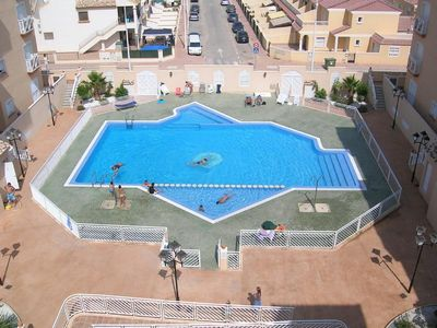 Photo for Large 2 Bedroom Apartment in San Pedro 10 min from the Mar Menor beaches