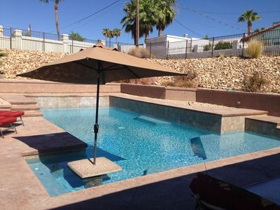 Photo for 4 Bedroom Pool Home minutes  to the Lake, Launch Ramp and Golf Course