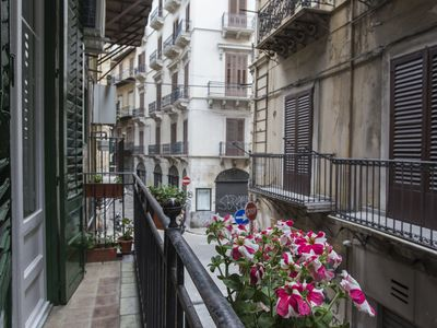 Photo for Garraffello House in the heart of wonderful Palermo