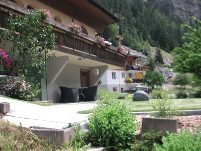 Photo for Spacious Apartment in St Niklaus near Mattertal Ski Area