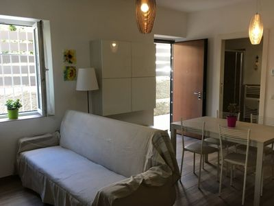 Photo for 1BR Apartment Vacation Rental in Lecco, Lombardia
