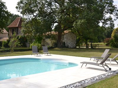 Photo for Lovely Périgord house in the heart of southern Bergerac Bastides