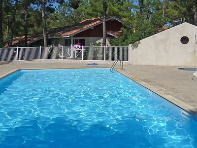 Photo for Vacation home Golf Loisirs in Lacanau - 6 persons, 1 bedrooms
