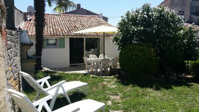 Photo for charming, peaceful house at the foot of the island of Oléron