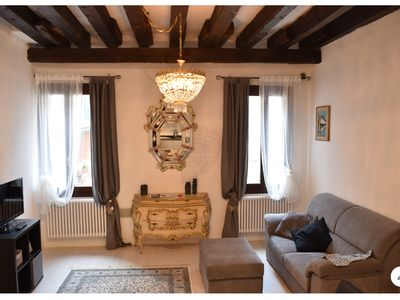 Photo for Ca' Marietto, new apartment just restyled in Venice historical centre.