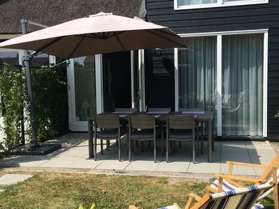 Photo for New and luxury farmhouse within short distance of the beach in Cadzand Bad.