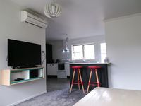 Beautifully renovated unit, homely, great location, very quiet, great for kids, bonus Netflix & DVDs