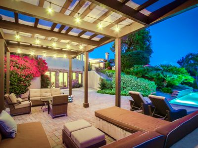 Photo for Beautiful Rancho Santa Fe Estate Minutes from Del Mar Beaches