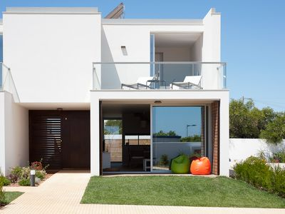 Photo for Villa For 7 With Sea View And At A Walking Distance To The Beach