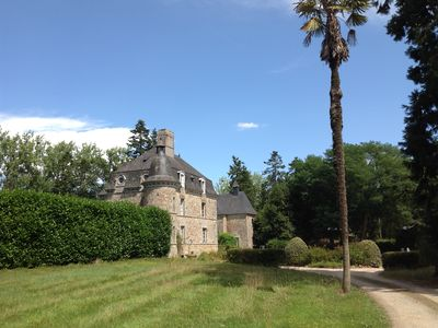 Photo for Château de Léauville, great charm 17th and 18th centuries