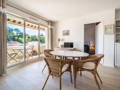 Photo for T2 apartment in the center of Arcachon, 5 minutes from the beach