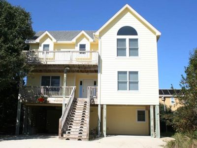 Photo for Ocean Sands-Corolla, Oceanside 5 bdrm, 4.5 Bath Private Pool/Fireplace