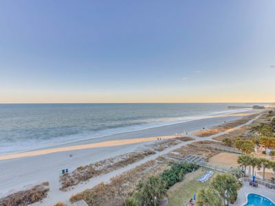 Photo for Trilling Oceanfront Two Bedroom Condo