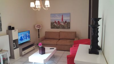 Photo for 1BR Apartment Vacation Rental in Thessaloniki