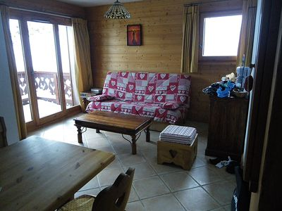 Photo for Apartment - Chalet In Carroz D'araches