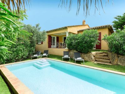 Photo for Vacation home Les Restanques du Carré Beauchêne (MAX293) in Sainte Maxime - 8 persons, 3 bedrooms