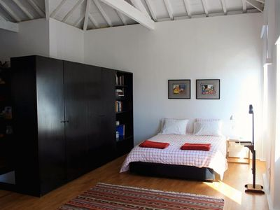 Photo for Bright Modern Loft with Terrace